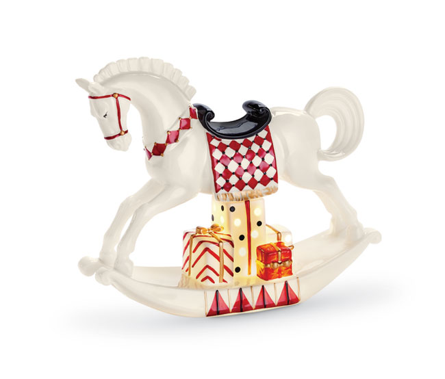 8934: Lighted Rocking Horse (Product Detail)