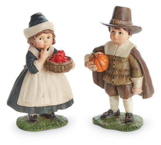 8938: Pilgrim Children (Set of Two) (Product Detail)