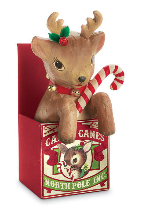 8941: Reindeer in a Box (Product Detail)