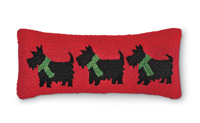 8958: Scottie Lumbar Pillow (Product Detail)