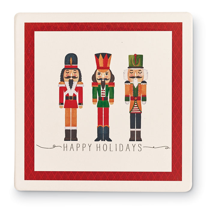 9494: Trivet with Nutcrackers (Product Detail)