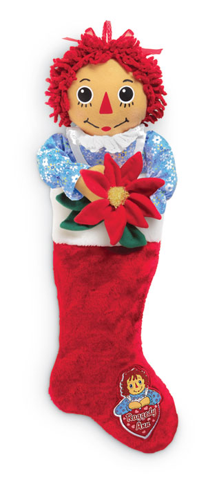 8901: Raggedy Ann Stocking (Product Detail)