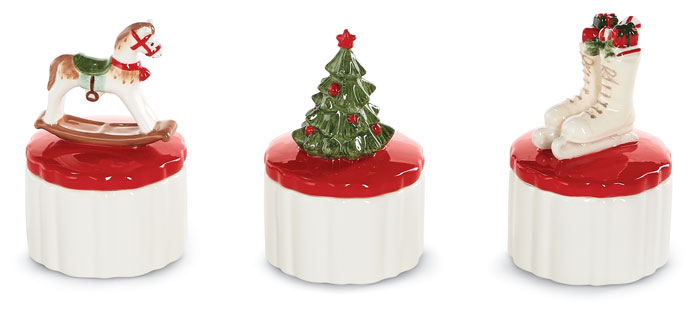 8911: Trio of Holiday Boxes (Product Detail)