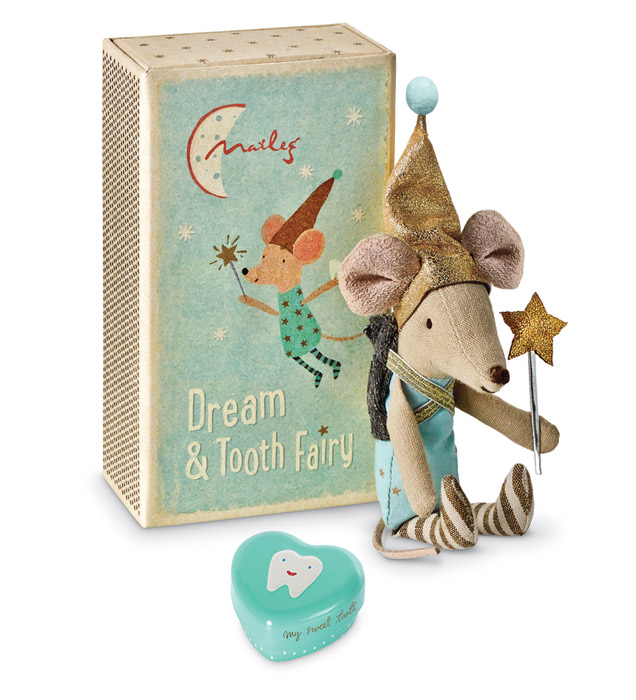 7620: Tooth Fairy Mouse (Product Detail)