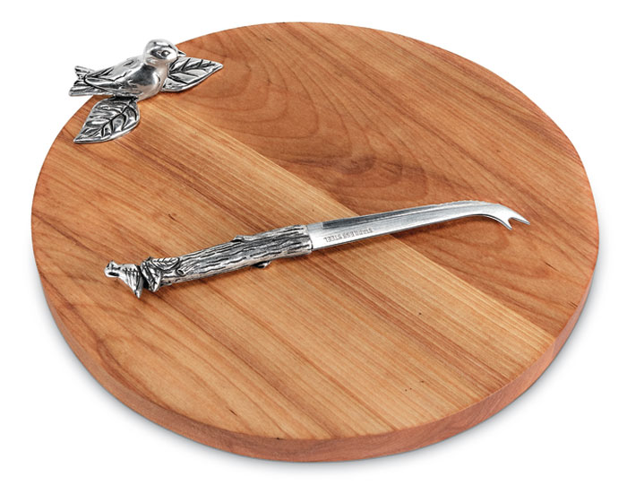 9476: Serving Board and Cheese Knife (Product Detail)