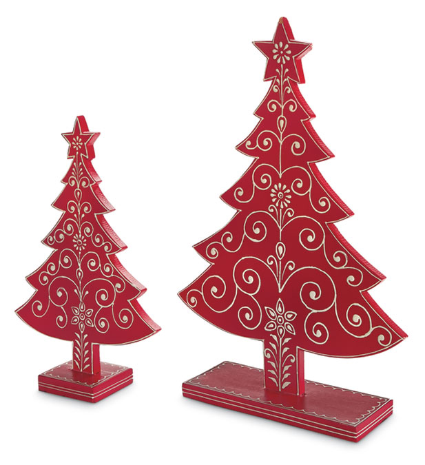 8919: Northland Trees (Set of Two) (Product Detail)