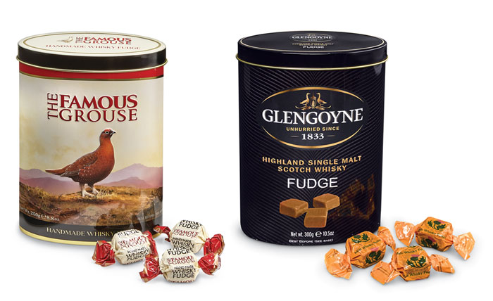 9515: Whiskey Caramels and Fudge (Set of Two) (Product Detail)