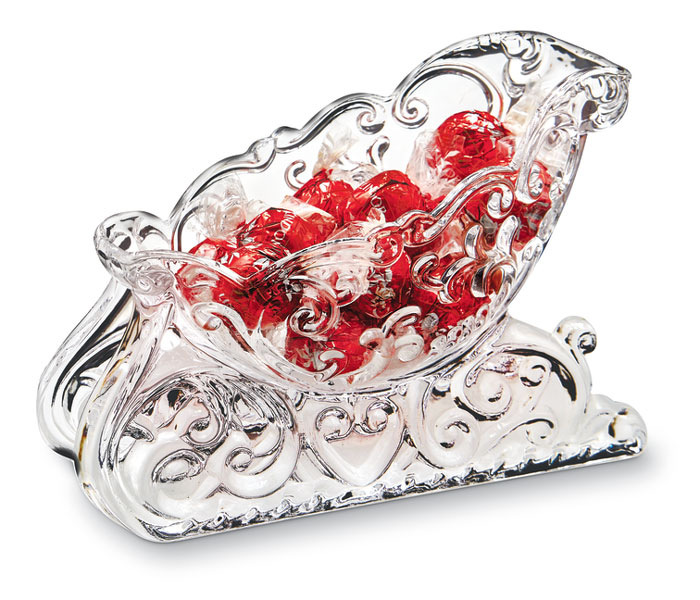 9991: Crystal Sleigh (Product Detail)