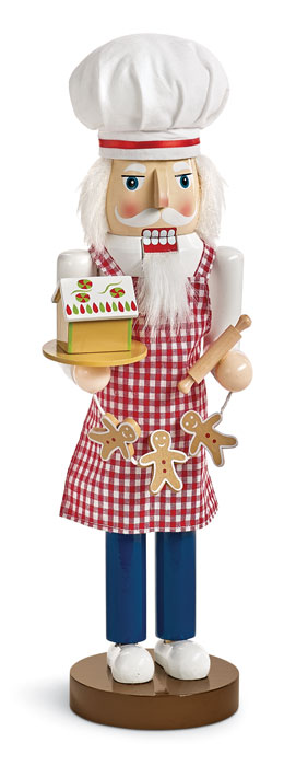8943: Chef Nutcracker (Product Detail)