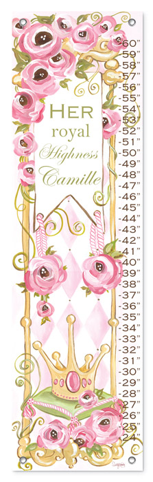 9527: Growth Chart - Her Royal Highness (Product Detail)