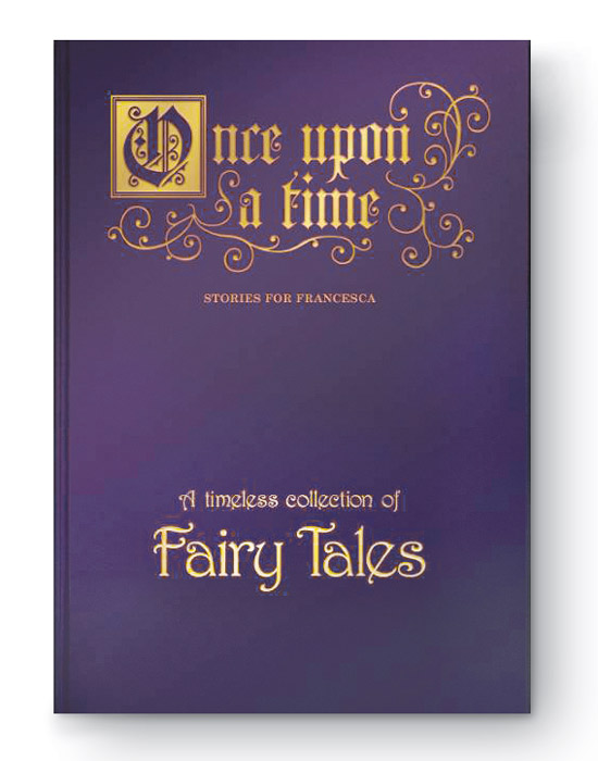 9525: Fairy Tales / Personalized (Product Detail)