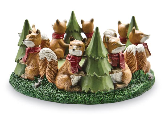 5012: Circle of Foxes (Product Detail)