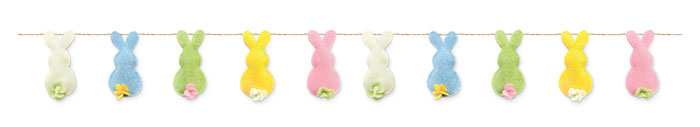 9605: Bunny Garland (Product Detail)