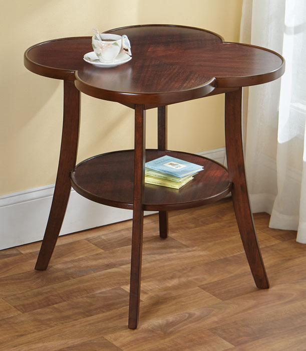 9730: Cloverleaf Table (Product Detail)