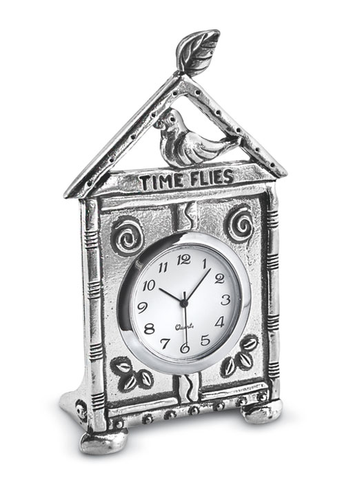6451: Time Flies Clock (Product Detail)