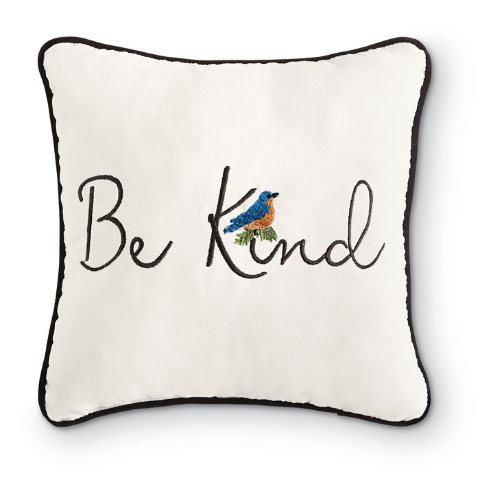9599: Be Kind Pillow (Product Detail)