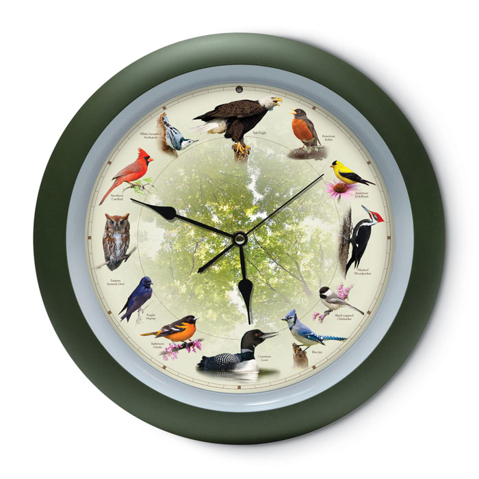9421: Singing Bird Clock (Product Detail)