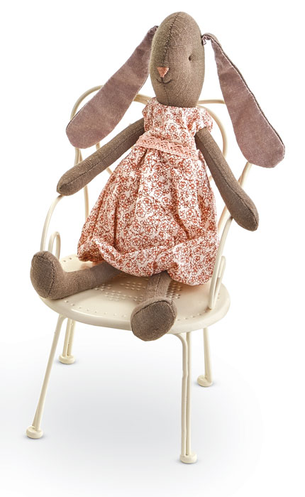 9662: Bunny in Pink Dress (Product Detail)