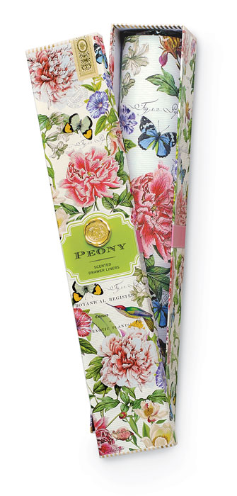 7093: Peony Drawer Liners (Product Detail)