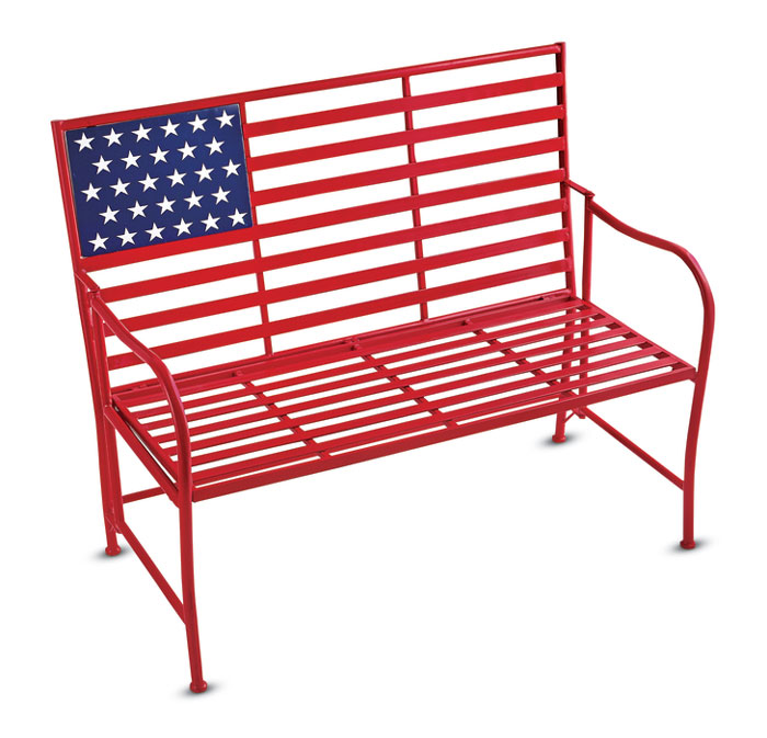 9581: Americana Bench (Product Detail)