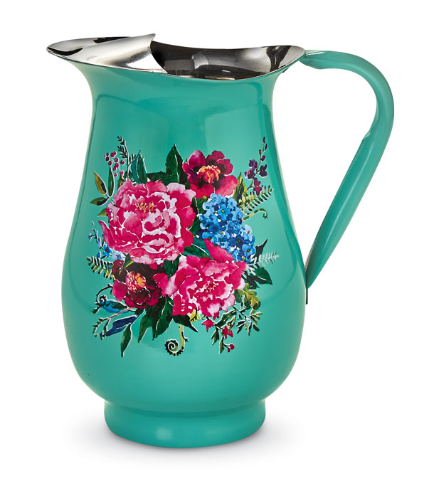 7144: Garden Party Pitcher (Product Detail)