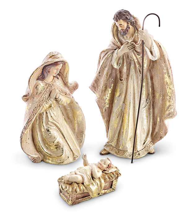 9043: Holy Family (Set of Three) (Product Detail)