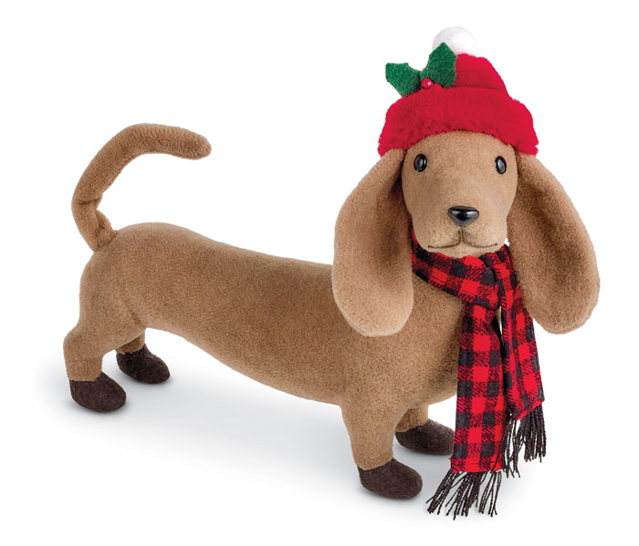 9880: Holiday Wiener Dog (Product Detail)