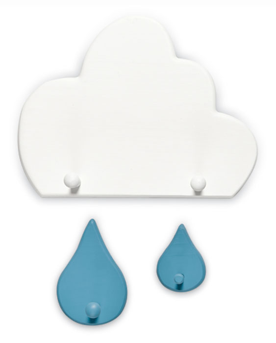 8085: Cloud and Raindrops Racks (Product Detail)