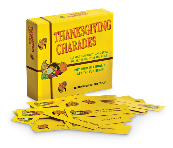 9159: Thanksgiving Charades (Product Detail)