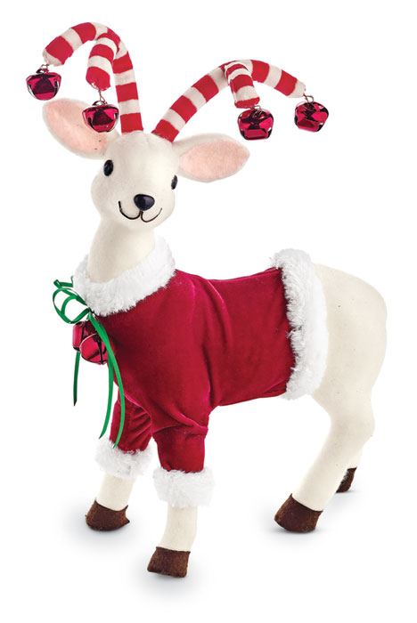 6086: Reindeer with Bells (Product Detail)