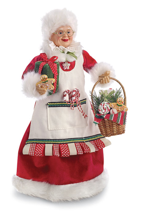 6088: Mrs. Claus Loves to Bake (Product Detail)