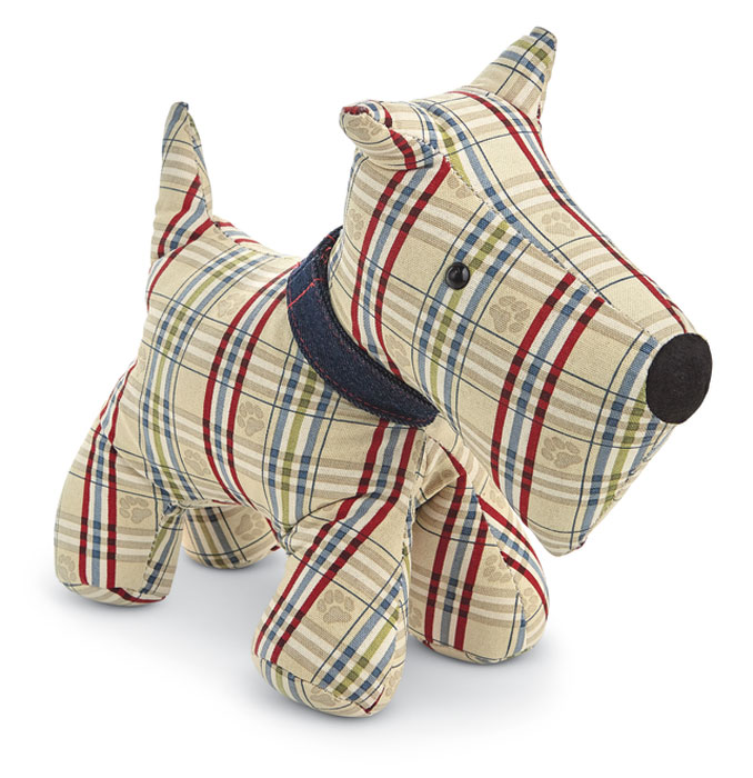 9173: Scottie Doorstop (Product Detail)