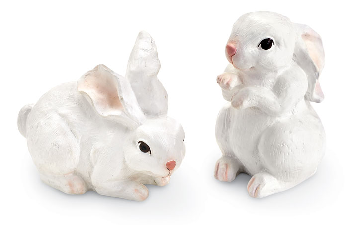 4456: Bunny Pair (Product Detail)