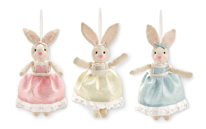9225: Debutante Bunnies (Set of Three) (Product Detail)