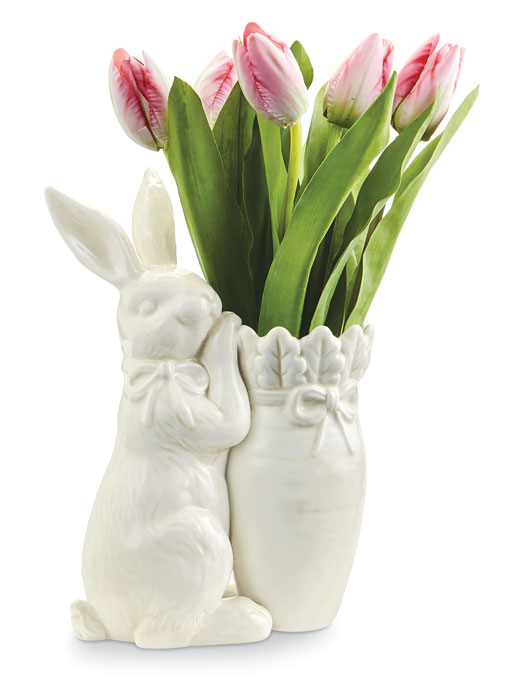 9310: Bunny Vase (Product Detail)