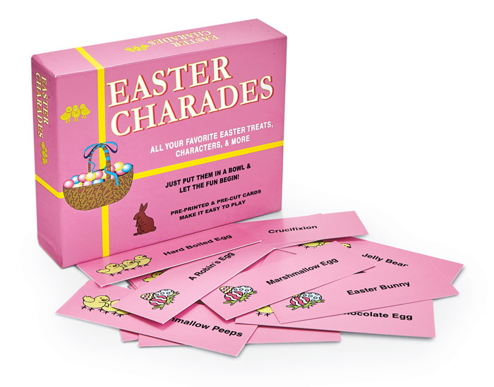 9347: Easter Charades (Product Detail)