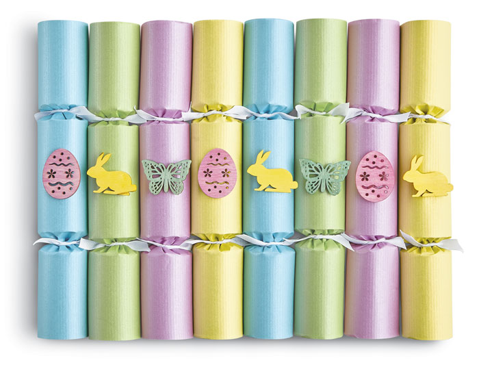 4766: Easter Crackers (Set of Eight) (Product Detail)