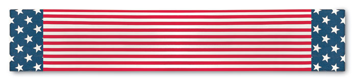 9238: Stars and Stripes Runner (Product Detail)