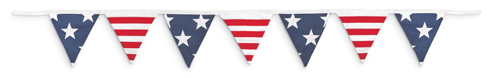 9234: Americana Banner (Product Detail)
