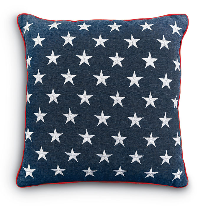 9305: Stars Pillow (Product Detail)