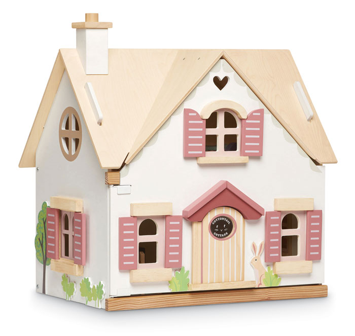 9391: Spring Cottage Playhouse (Product Detail)