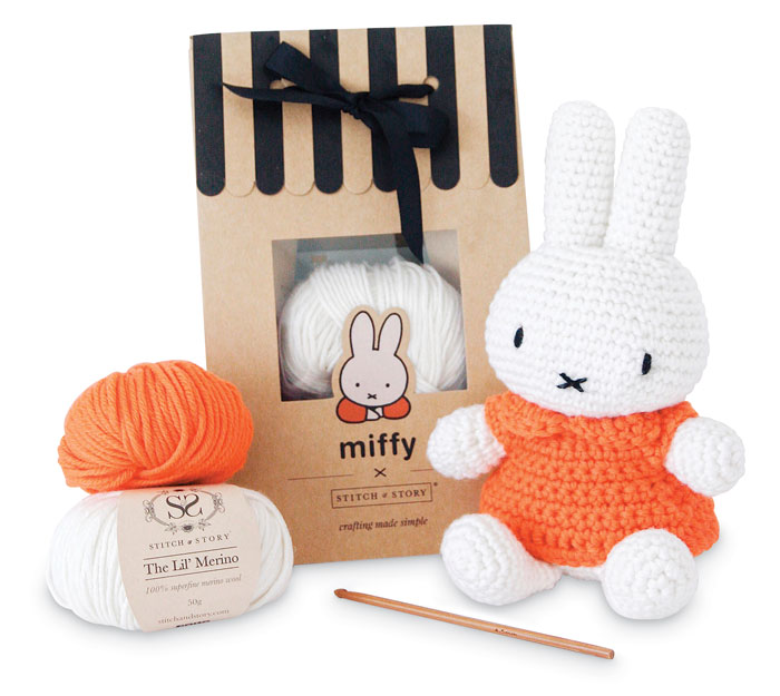 9361: Miffy Kit (Product Detail)