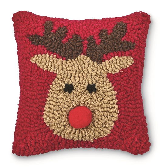 1291: Rudolph Pillow (Product Detail)