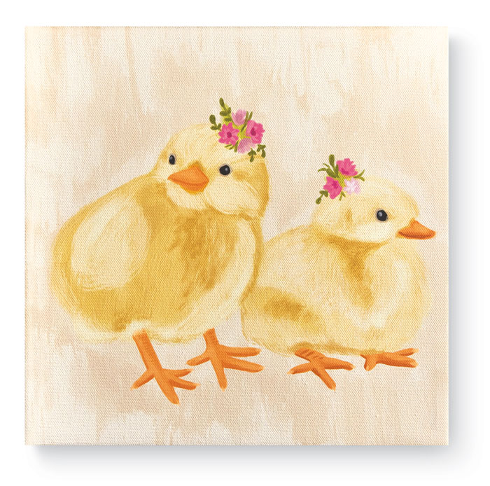 970499: Sweet Chicks Wall Art - Sample (Product Detail)