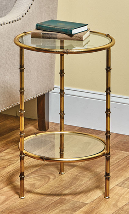 5680: Iron Bamboo Table (Product Detail)