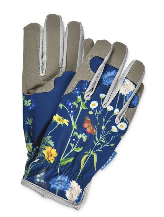 3402: Floral Gardening Gloves (Product Detail)