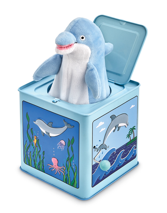 8873: Dolphin-in-a-Box (Product Detail)