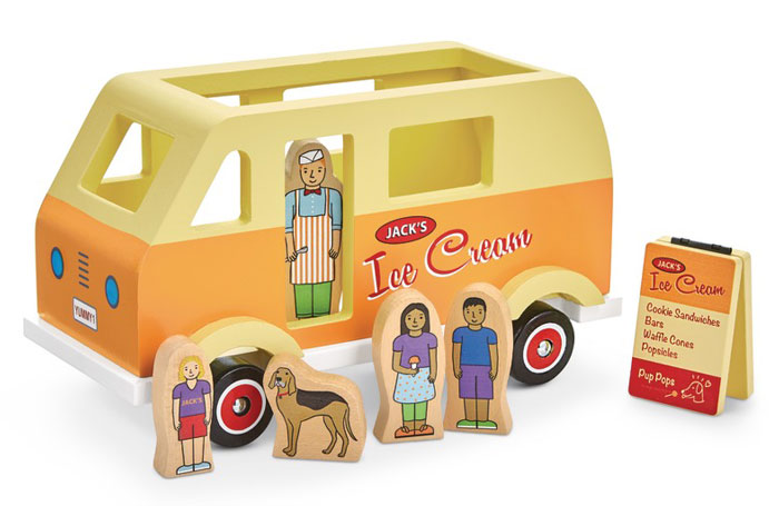 8993: Ice Cream Truck (Product Detail)