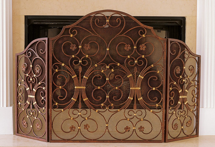 8652: Marais Fire Screen (Product Detail)