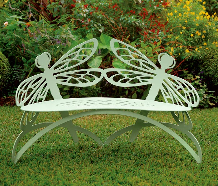 9003: Dragonfly Bench (Product Detail)